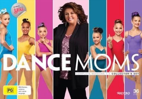 Dance Moms (Complete Seasons 1-5) - 36-DVD Box Set ( Dance Moms - Seasons One to Five ) by Abby Lee Miller