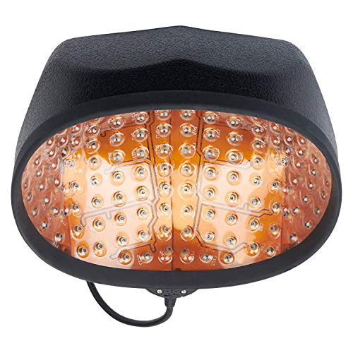 n Laser Cap, dünner Haarausfall-Behandlung für Männer und Frauen. Light stimuliert Haarfollikel für dickeres Haar ()