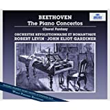 Beethoven: Piano Concertos Nos.1-5; Symphony No. 2, Op. 36; Fantasy For Piano, Chorus And Orchestra, Op. 80; Choral Fantasy (two altern. improv. piano introd.); Rondo For Piano And Orchestra WoO6