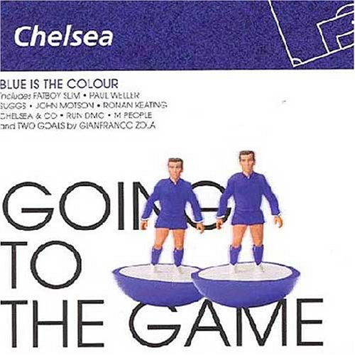 Going to the Game:Chelsea Fc -