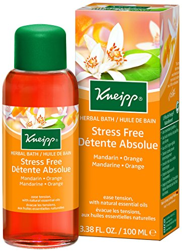 Kneipp 100 ml Stress Free Herbal Bath