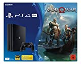 PlayStation 4 1TB PRO Black + God of War