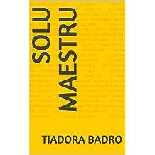 solu Maestru (Corsican Edition)