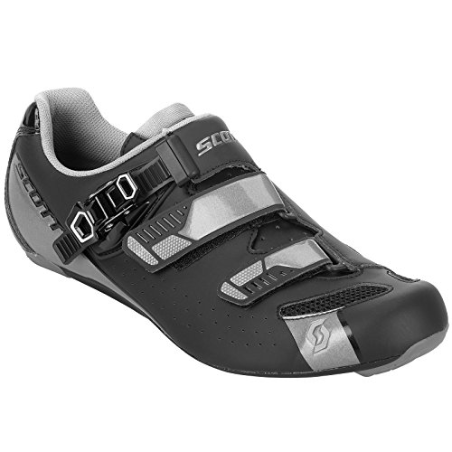 Scott Road Pro Rennrad Fahrrad Schuhe schwarz/grau 2019: Größe: 43 -