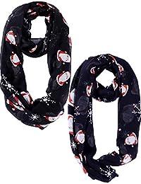 Amazon.fr   bon dans - Echarpes et foulards   Accessoires   Vêtements ae4bd53dd90