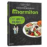 Telecharger Livres Marmiton C est quoi ces salades Les recettes incontournables (PDF,EPUB,MOBI) gratuits en Francaise