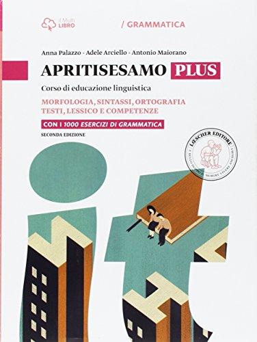 Apritisesamo plus. Vol. A-B-1000 sercizi. Per la Scuola media. Con e-book. Con espansione online