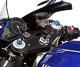 UltimateAddons Motorrad Bike Mitte Gabel Vorbau Ball Halterung für TomTom RIDER 1., 2. Pro Urban V540400