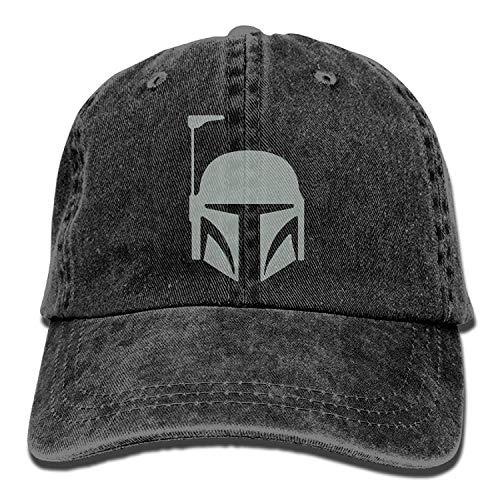 Zengyan Huagestroe Boba Fett 2 Cowboy Sports Hat Rear Cap Adjustable Cap