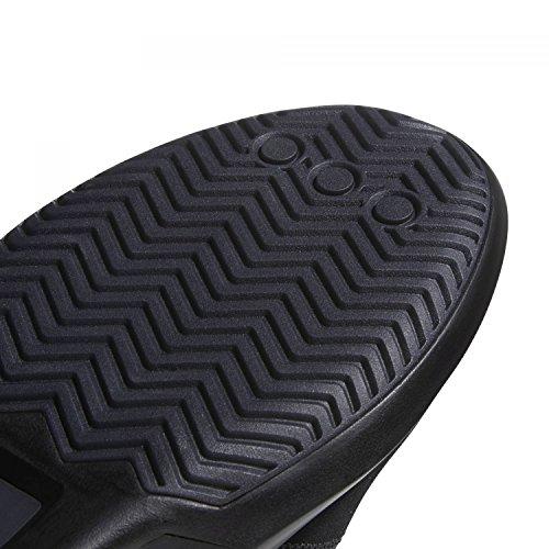 adidas Herren Crazy 1 ADV Gymnastikschuhe Schwarz (Core Black/core Black/semi Frozen Yellow F15)