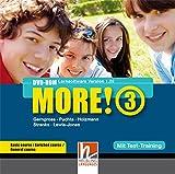 MORE! 3 DVD-ROM mit Schularbeiten-Training: Einzelplatzversion für Basic/Enriched/General - Günter Gerngross