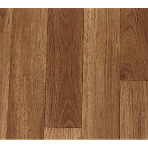 PVC Vinyl-Bodenbelag Holz Optik Birne