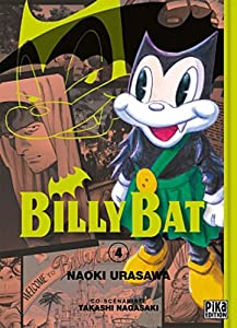 Billy Bat Edition simple Tome 4
