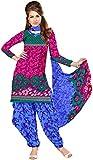Divya Fab Women's Cotton Silk Unstitched...