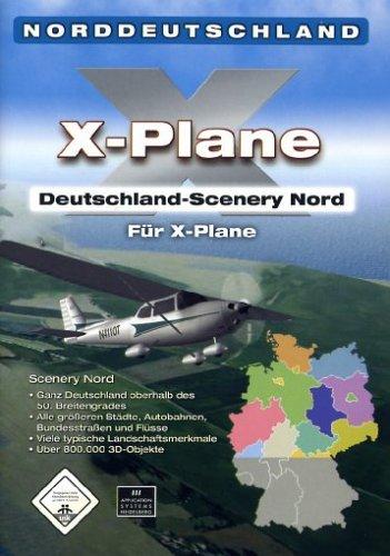 Ash X - Plane Norddeutschland Scenery - [PC/Mac]