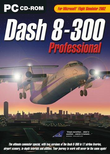THQ Entertainment GmbH Flight Simulator - Dash 8-300 Professional 1