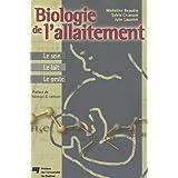 Biologie de l'allaitement : Le sein, Le lait, Le geste