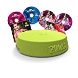"ZUMBA® RIZER ""Exciting music"" ZUMBA RIZER und 4 Musik CDs"
