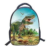Boy Girl School Bags Backpack 3D Kid Dinosaur Pattern Animals Toddler Kid Bag Mxssi