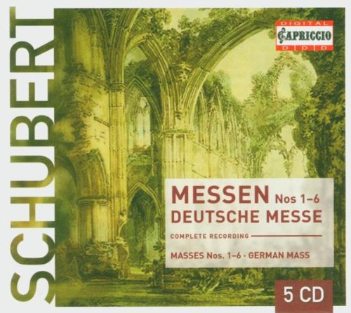 Messen 1-6,Deutsche Messe