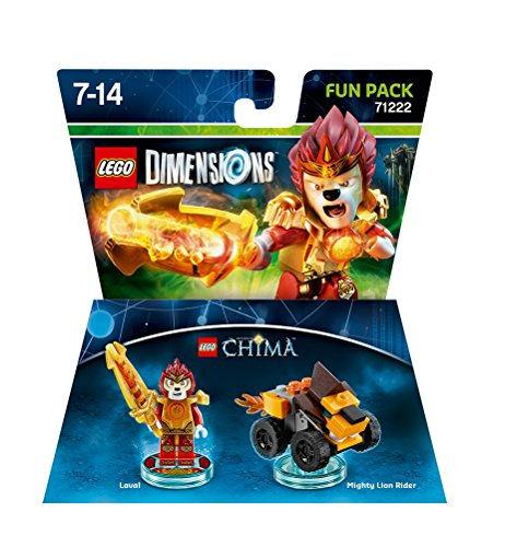 Warner Bros Interactive Spain (VG) Lego Dimensions - Figura Chima Laval