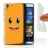 Stuff4 Gel TPU Hülle / Case für HTC Desire Eye LTE /