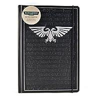 Half Moon Bay NBA5WR01 Warhammer 40,000 A5 Notebook - Black