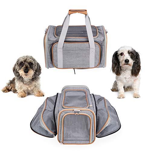 Zoom IMG-1 pet u trasportino per cane