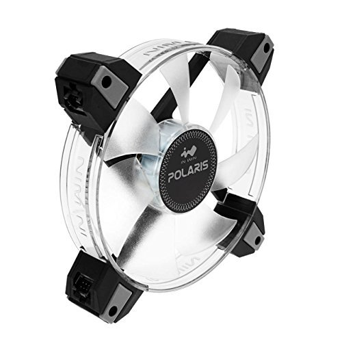 In Win Polaris RGB (Twin Pack) ventilatore per PC