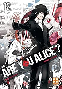 Are you Alice ? Edition simple Tome 12