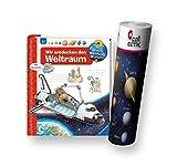 Ravensburger Kinder Sachbuch 4-7 Jahre - Wir entdecken den Weltraum mit Planeten Poster by Collectix