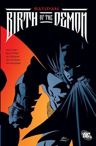 Batman Birth Of The Demon TP by Dennis O'Neil (2012-03-09)