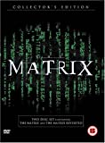 The Matrix / The Matrix Revisited [Collector's Edition] [UK Import] [2 DVDs]