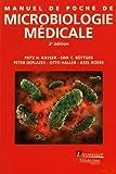 Manuel de poche de microbiologie médicale...