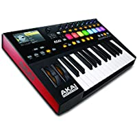 AKAI Professional Advance 25   Keyboard Controller with High-Resolution Full Colour Screen for Unprecedented Control of Your Virtual Instruments