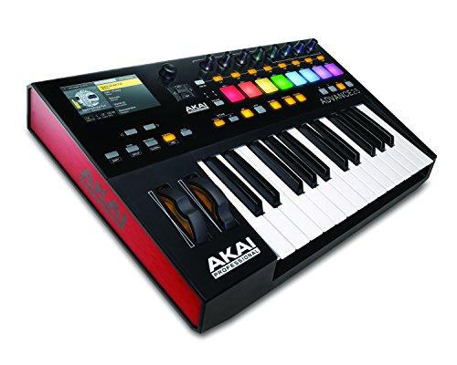Akai Professional Advance 25 - Tastiera USB MIDI Controller usato  Spedito ovunque in Italia