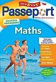 Passeport - Maths de la 6e à la 5e - Cahier de vacances