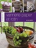"""Afficher """"Vannerie papier et rotin"""""""