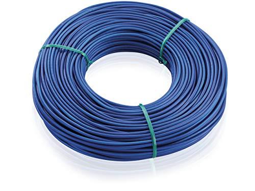 Leifheit 85610 - Cuerdas de tender de recambio 62 m, color azul