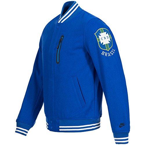 Nike Brasil All Wool Destroyer Bomber giacca 439340–�?10 439340-493