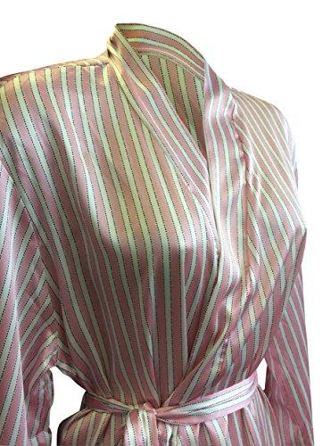 Sock Snob - Robe - Femme Multicolore Bigarré Taille Unique White Pink Black Stripe