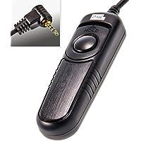 Impulsfoto Déclencheur à distance sans fil de qualité Pour Panasonic DMC FZ100, DMC FZ50, DMC FZ30, DMC FZ-25, DMC FZ-20, L1, L10, LC1, G10, G2, GH2, G1, GF1, GH1- Similaire à RM-RS1
