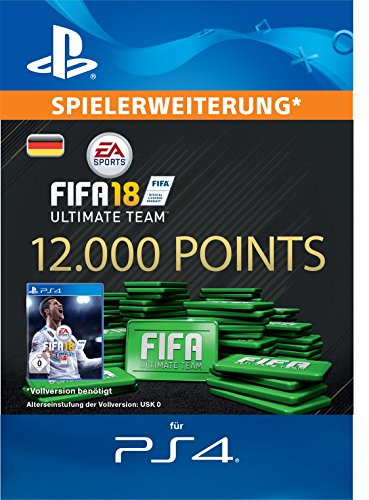 m - 12000 FIFA Points | PS4 Download Code - deutsches Konto ()