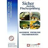 Allgemeine Fischkunde und Fischkrankheiten - Sicher durch die Fischerprüfung