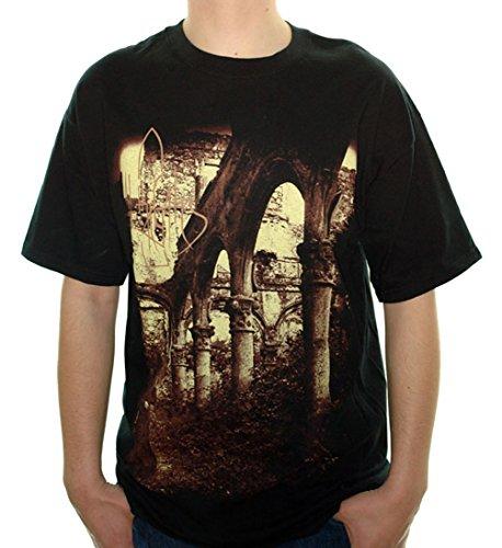 Articolo con licenza ufficiale Band T-Shirt - At The Gates - Gardens Of dolore