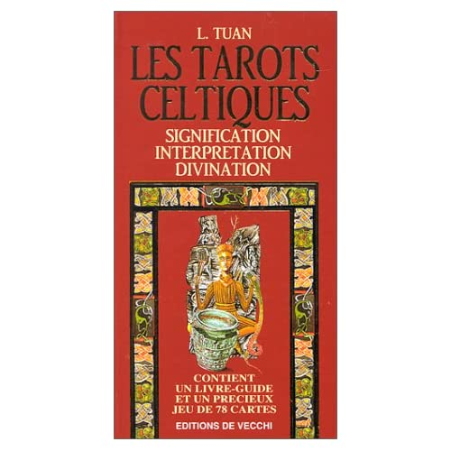 Les Tarots Celtiques. Signification. Interpretation. Divination (Livre-guide et jeu de 78 cartes)