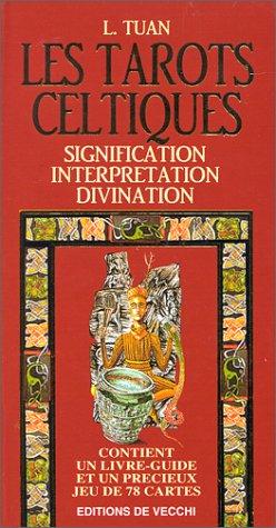 Les Tarots Celtiques. Signification. Interpretation. Divination (Livre-guide et jeu de 78 cartes) par Laura Tuan