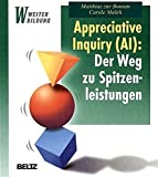 Appreciative Inquiry (AI): Der Weg zu Spitzenleistungen (Beltz Weiterbildung)