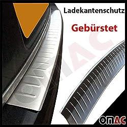 Passat Kombi B7 2010-2014 Ladentenschutz Gebürstet Edelstahl mit Abntung