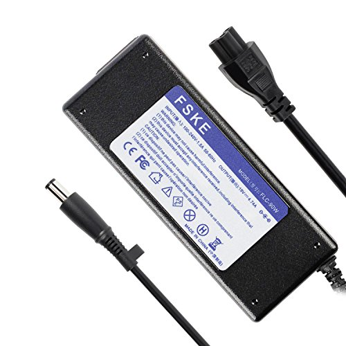 FSKE Notebook-Zubehör Notebook-Netzteil Ladegeräte AC Netzteile Batterie Akku Ladegerät Adapter Für HP 19V 4.74A 90W Verbinder:7.4 * 5.0mm